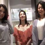 ヤリ目的でバツイチ熟女3人が暮らすシェアハウスに入居するエロ動画
