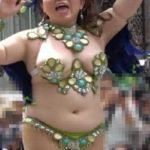 日本人熟女によるサンバカーニバル